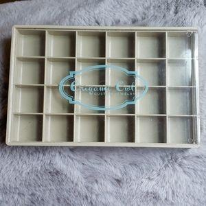 Origami Owl Charm Tray (Designer item)